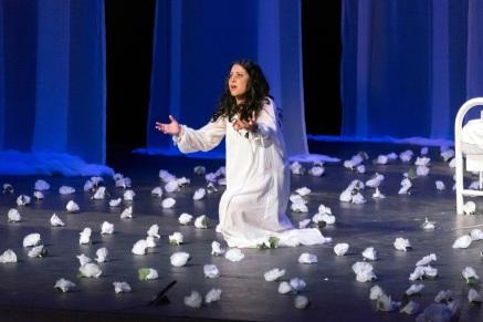 La Traviata en el Teatro Bellas Artes de México Junio 2015