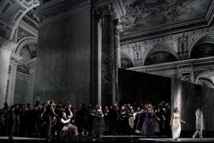 Prova antegenerale 29.05.16 DER ROSENKAVALIER Teatro alla scala © foto di Filippo Marta