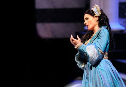 Davinia Rodríguez como Amelia_Simon Boccanegra © Teatro Comunale de Piacenza