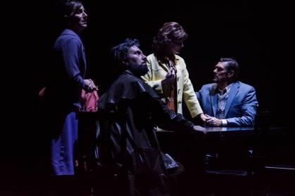 Fondazione Teatro La Fenice AQUAGRANDA Musica Filippo Perocco Direttore Marco Angius Regia Damiano Michieletto Photo ©Michele Crosera 7