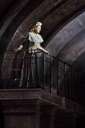 Manon Lescaut, I atto, ph Laura Ferrari
