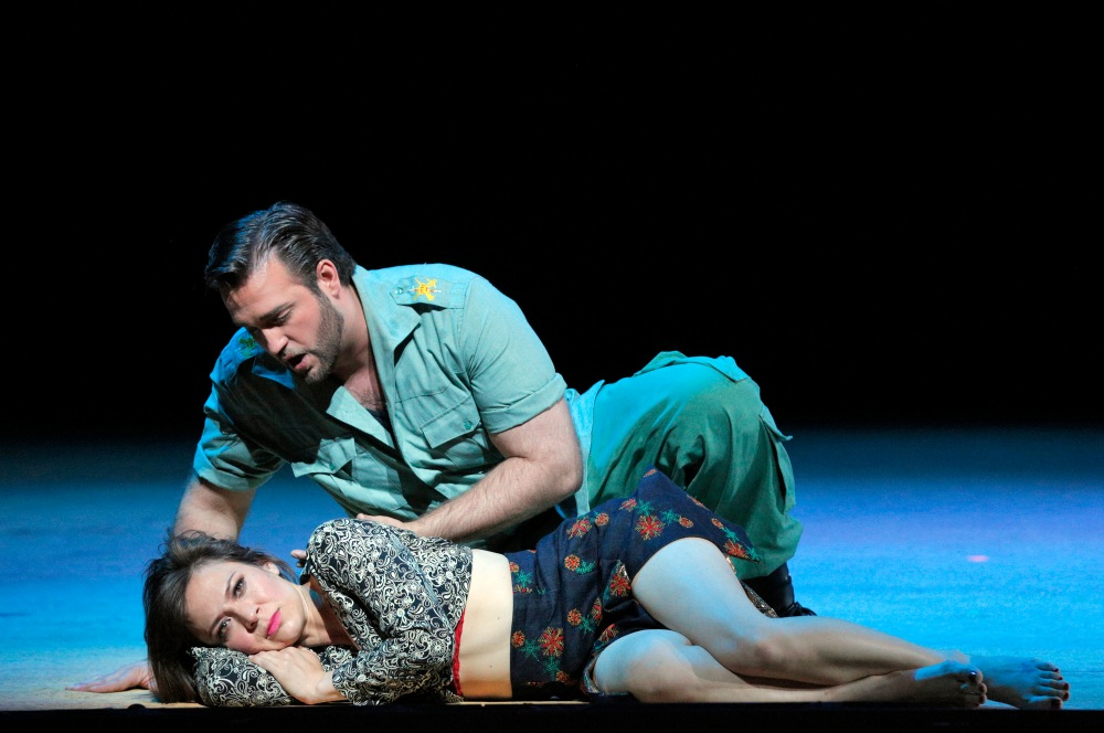 2016 San Francisco Opera Carmen image by Cory Weaver