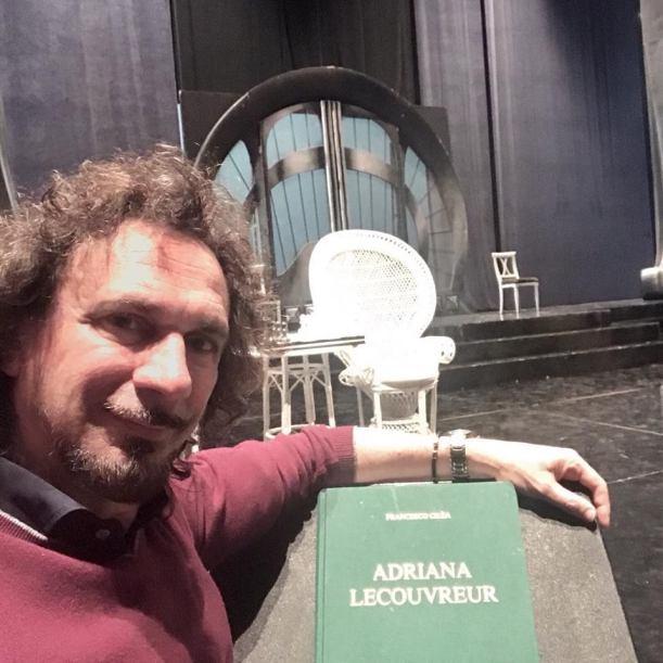 Verona personale prove Fabio